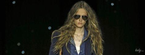 В моде джинсовая одежда: тенденции сезона весна-лето 2020