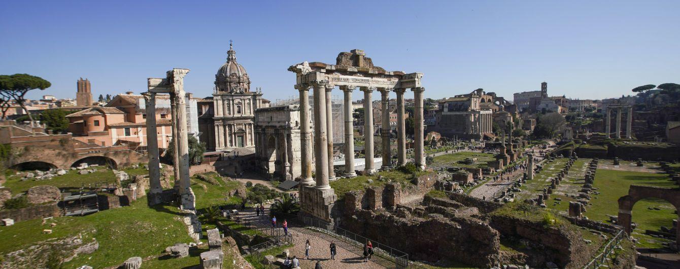 Миру впервые показали загадочный храм, связанный с мифическим основателем Рима