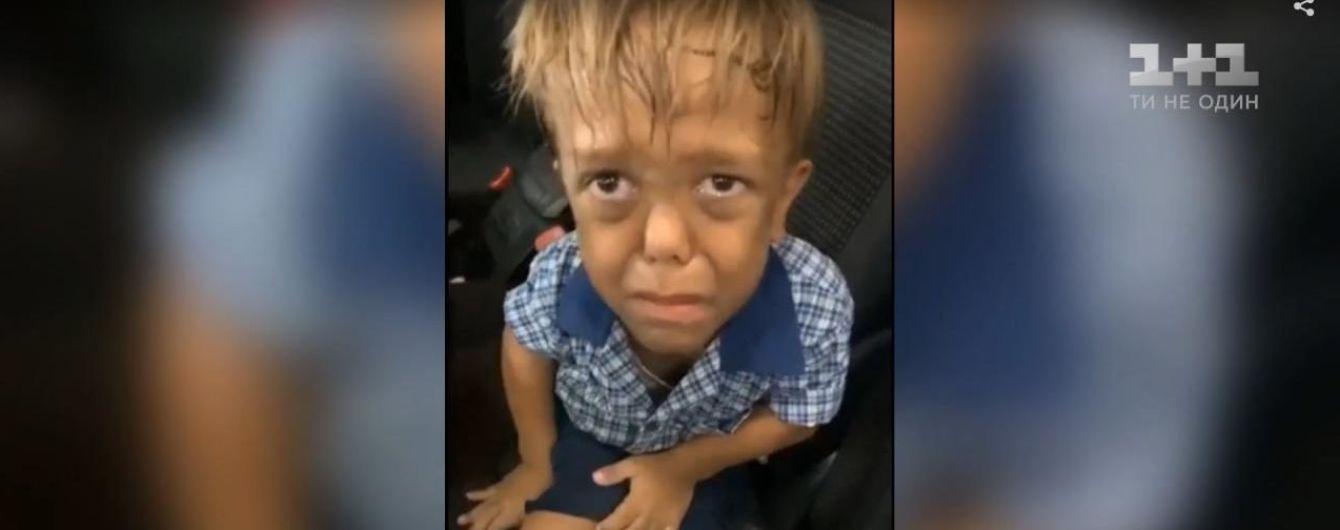 """""""Хочу вбити себе"""". Зірки підтримали австралійського хлопчика з карликовістю, який ледь не вкоротив віку через булінг"""