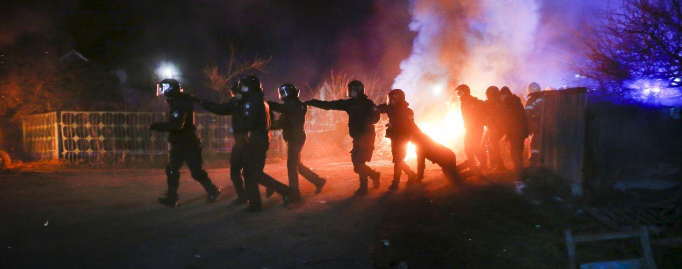 Разумков призвал правоохранительные органы выяснить, были ли заказными столкновения в Новых Санжарах