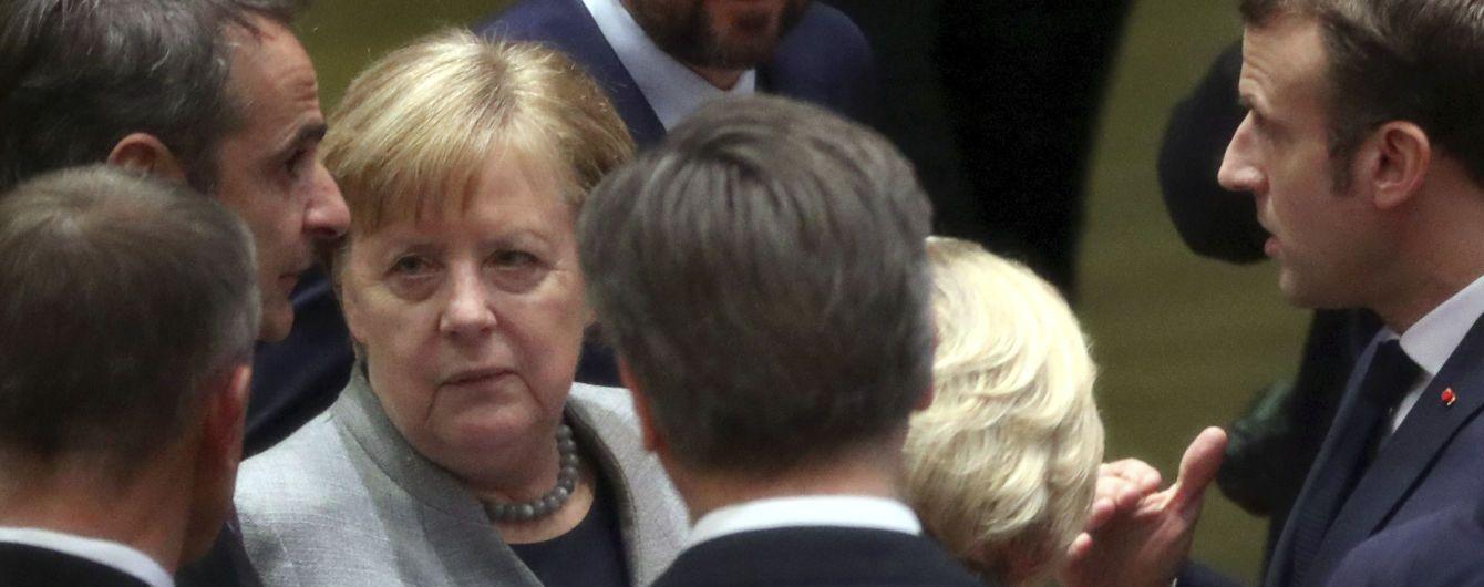 Саммит ЕС по бюджету на 2021-2027 года завершился безрезультатно