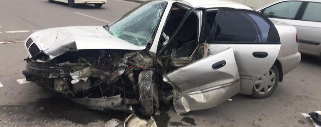 У Запоріжжі під час втечі з місця ДТП водій легковика на смерть збив жінку
