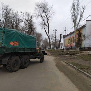 В Запорожской области возле школы нашли тайник с боеприпасами