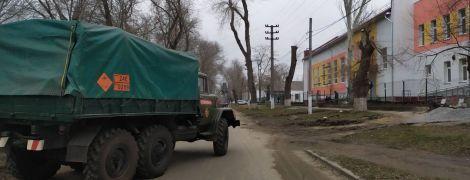У Запорізькій області біля школи знайшли схованку з боєприпасами