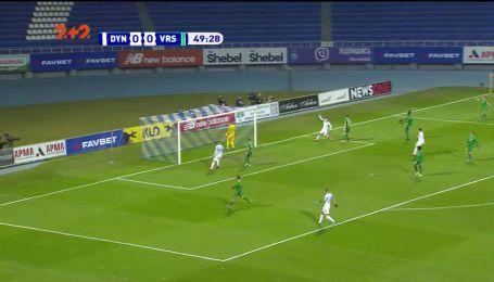 Динамо – Ворскла - 1:0. Відео голу Буяльського