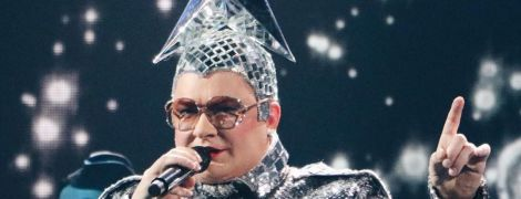 """Запальна Вєрка Сердючка відкрила фінал нацвідбору на """"Євробачення-2020"""""""