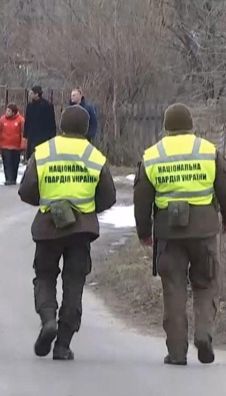 Протесты в Новых Санжарах подстрекали профессиональные провокаторы - секретарь СНБО
