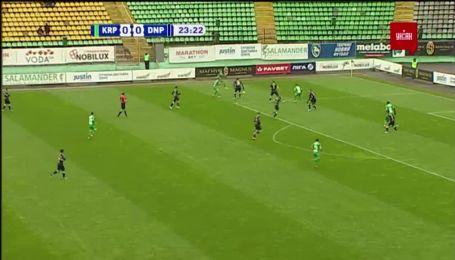 Карпати - Дніпро-1 - 1:0. Відео голу Діє