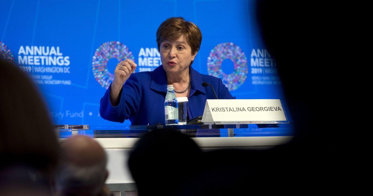 В МВФ назвали главные условия для выделения транша помощи Украине
