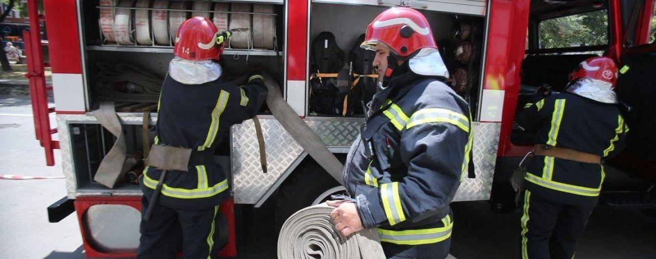 У Маріуполі в одному з відділів поліції сталася пожежа