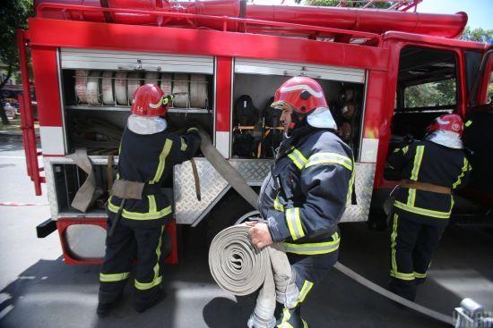 У Житомирській області у пожежі згоріла однорічна дівчинка