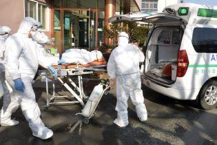 В Южной Корее количество больных коронавирусом превысило тысячу человек