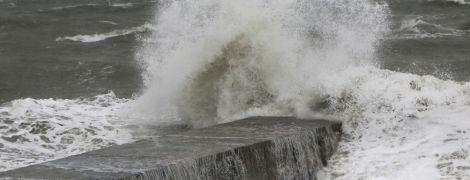 На українських морях очікується помаранчевий рівень небезпеки - ДСНС