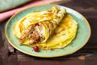 Оригінальні страви на Масницю: як приготувати