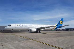 МАУ скасовує міжнародні рейси