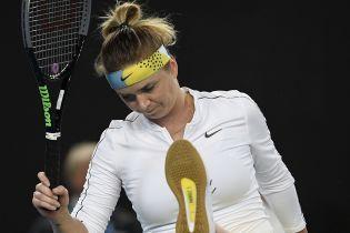 Світоліна сенсаційно програла 84 ракетці світу на турнірі в Хуахіні