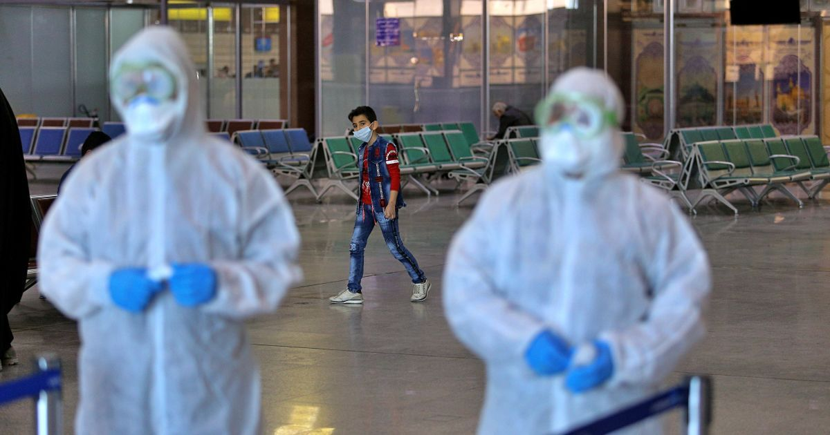 """В Іраку виявили """"британський"""" штам коронавірусу"""