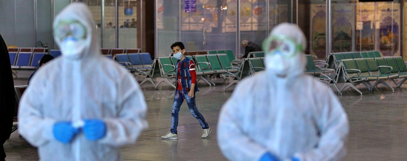 Перші випадки коронавірусу виявили в Іраку та Омані