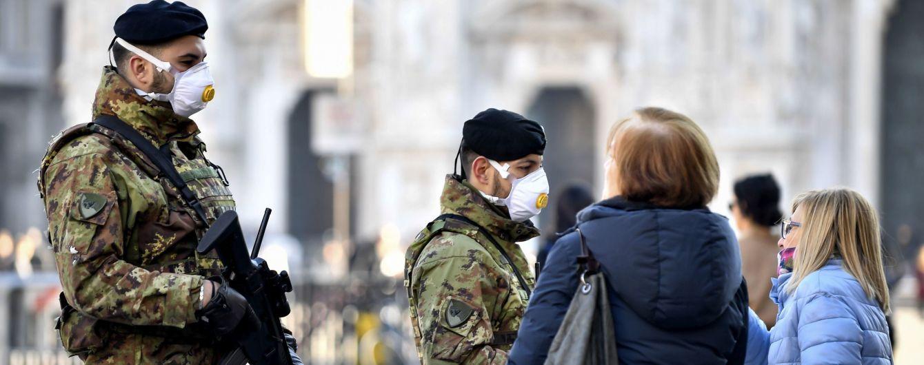 """""""Сидимо всі у квартирах"""". Українці в Італії розповіли, як живе Мілан в умовах коронавірусу"""