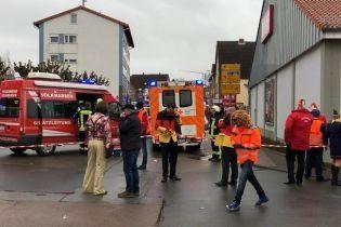 В Германии вдвое выросло количество пострадавших во время наезда авто на карнавале
