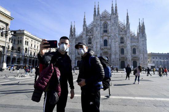 """Мілан та Венеція на карантині: Італія через коронавірус """"закрила"""" 20 провінцій"""