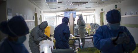 ВООЗ не виключає пандемії через коронавірус