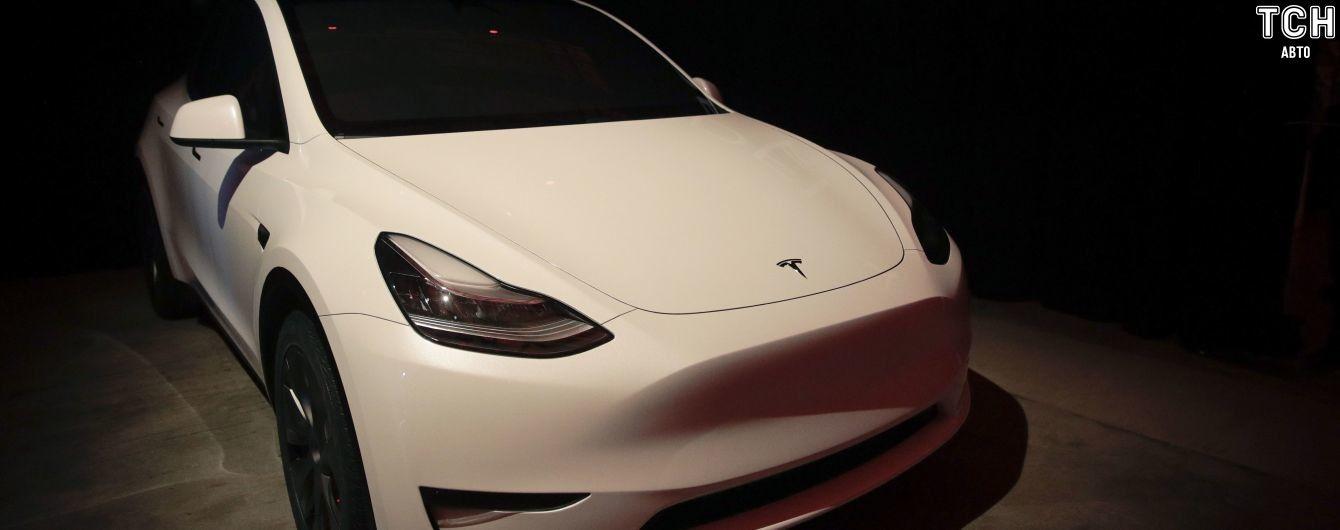 Tesla назвала дату первых поставок Model Y