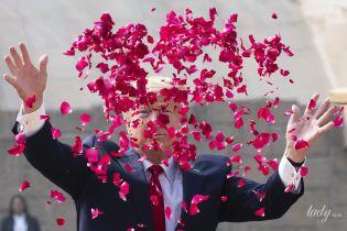 Салют з трояндових пелюсток: Дональд і Меланія Трамп вшанували пам'ять Махатми Ганді
