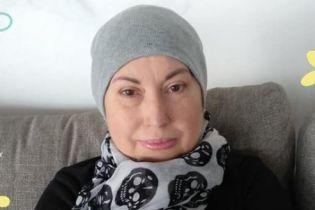 Допоможіть Олені здолати рак шкіри
