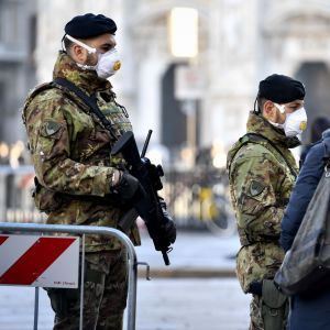 В Италии продолжают фиксировать новые случаи заражения коронавирусом: больных уже больше 270