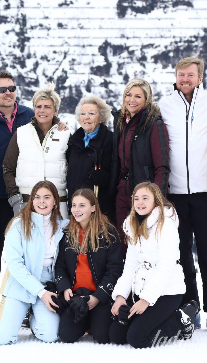 Нидерландская королевская семья