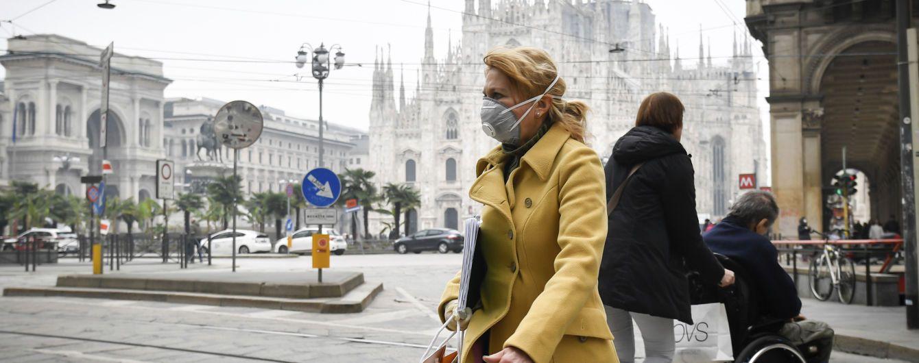 """В Італії зафіксували перший випадок """"нігерійського"""" штаму коронавірусу"""