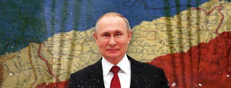 "Путин вновь заявил об ""одном народе"""