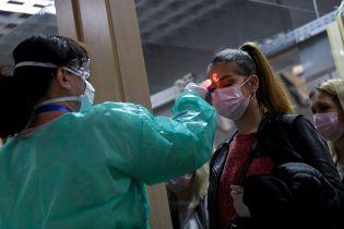 Коронавірус шириться Європою: перший випадок інфікування підтвердили в Хорватії
