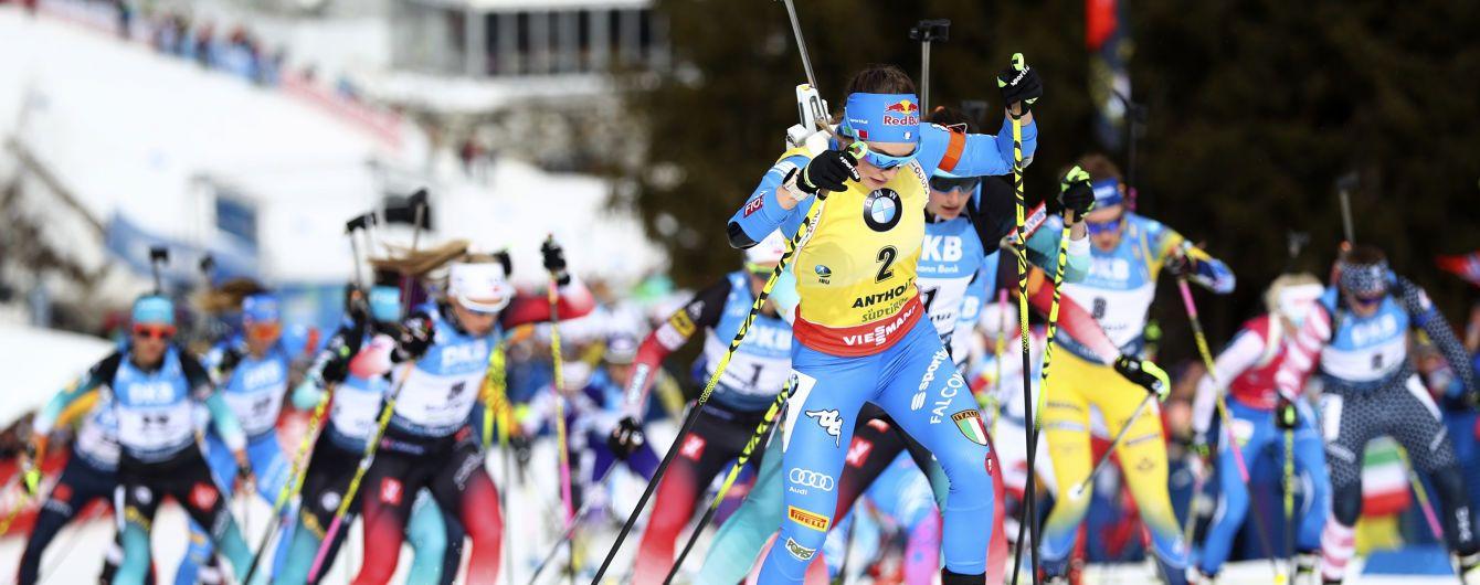 Україна взяла чотири медалі на Чемпіонаті Європи з біатлону. Результати гонок в Раубичах