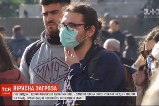 В соседней с Украиной Румынии обнаружили первого пораженного коронавирусом