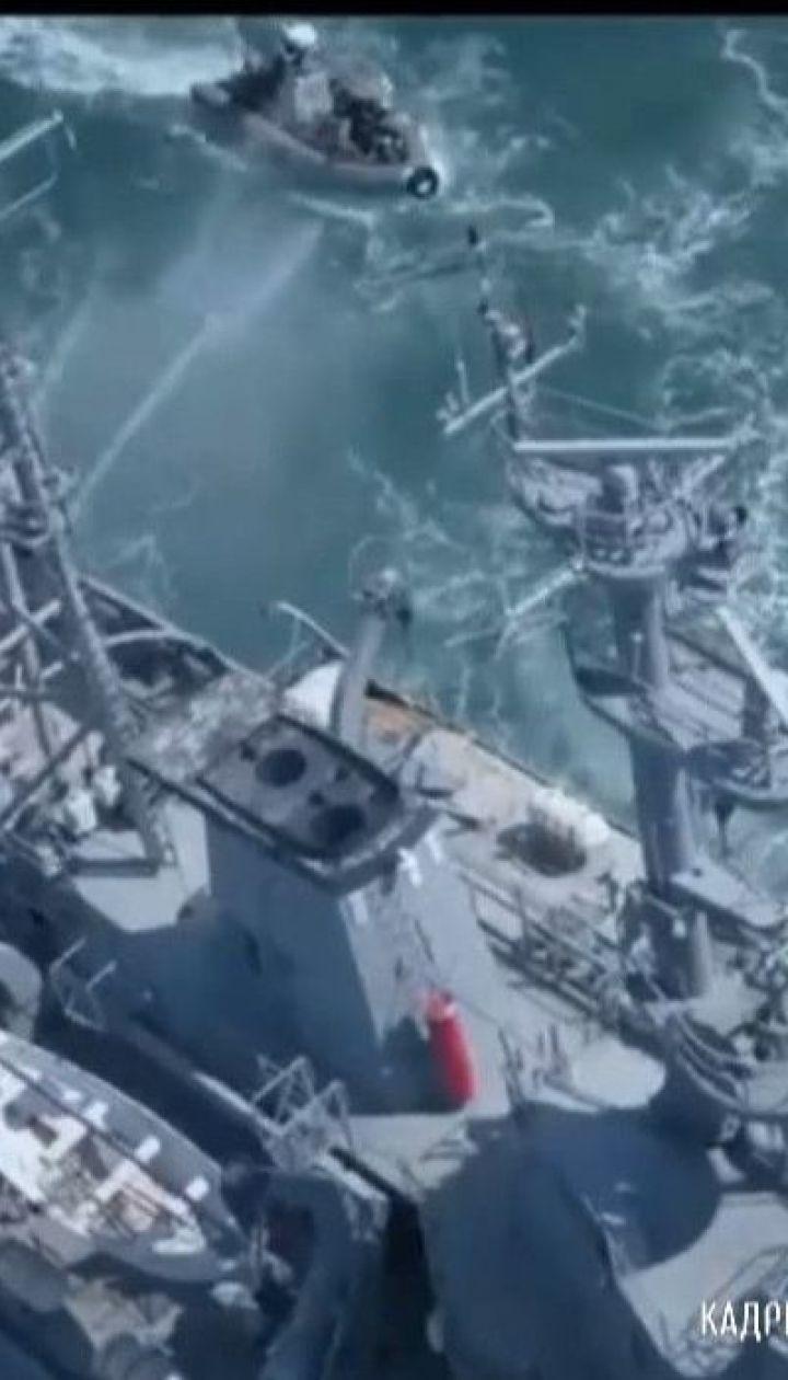 В Україні стартує показ фільму про корабель, який до останнього опирався російській агресії в Криму