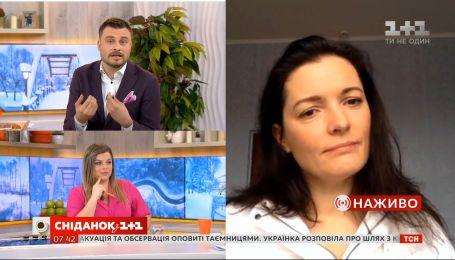 Включение из Новых Санжар: Зоряна Скалецкая о состоянии эвакуированных из Китая украинцев