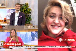 """Певица и актриса """"Женского квартала"""" Вера Кекелия рассказала, как проходит ее первая беременность"""