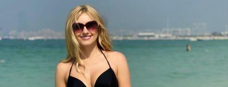 Выглядит великолепно: Ирина Федишин в сексуальном купальнике похвасталась стройной фигурой