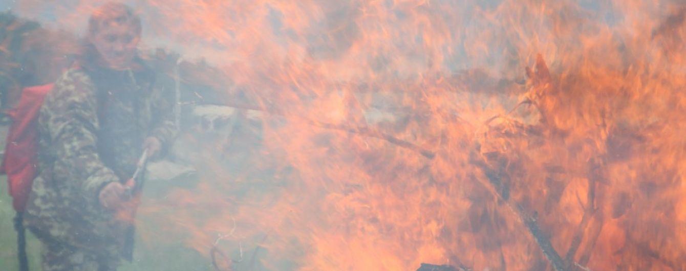 У Румунії чоловік отримав забагато штрафів і на знак протесту підпалив своє авто