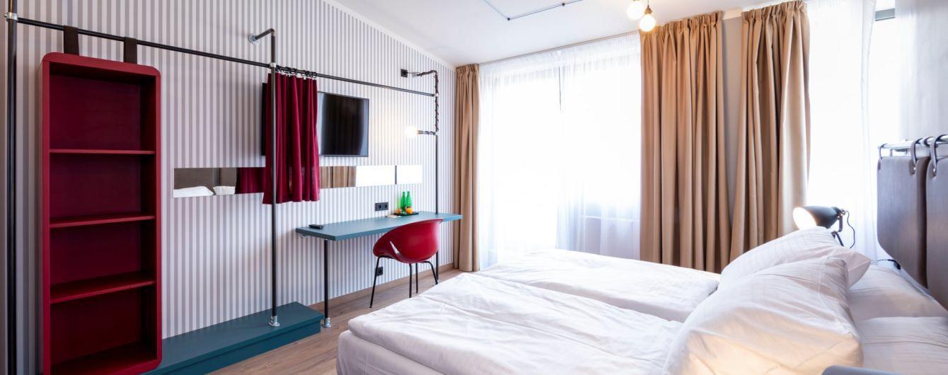 Визначено найкращі готелі, розташовані поблизу залізничних станцій Європи