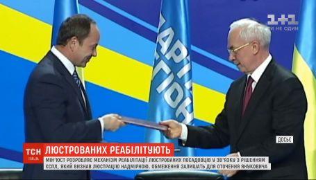 Украина проиграла люстрацию в Европейском суде: какими будут последствия победы экс-чиновников