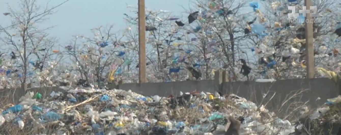 У Верховній Раді планують збільшити штрафи за неправильне поводження зі сміттям