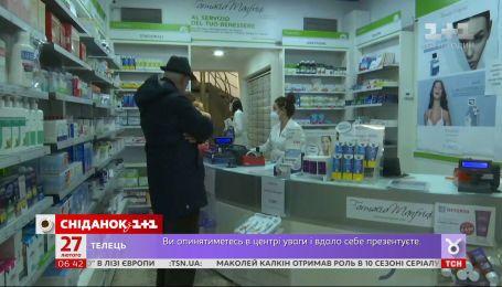 Коронавірус: що зараз відбувається в ураженій Італії