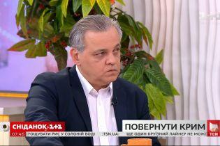 Когда произойдет возвращение Крыма и что для этого должна сделать власть – народный депутат Сергей Рахманин