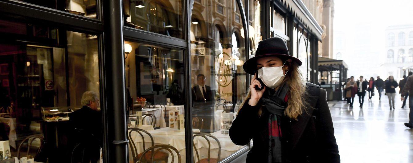 Самая большая вспышка в Европе: в Италии от коронавируса умерло уже 34 человека, более 1600 заболели