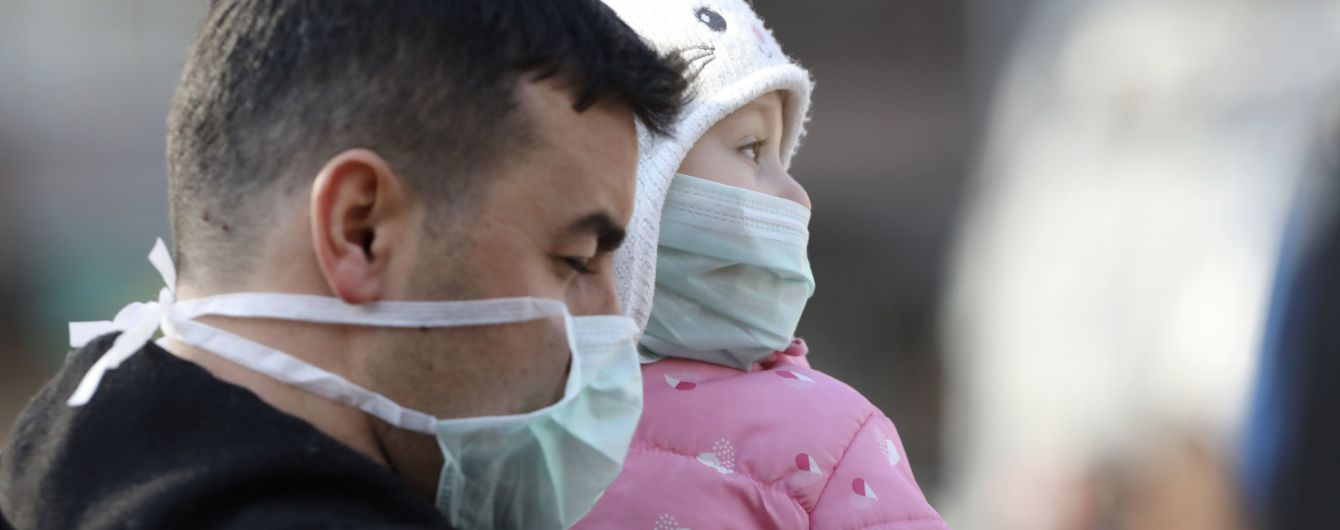 коронавирус дети