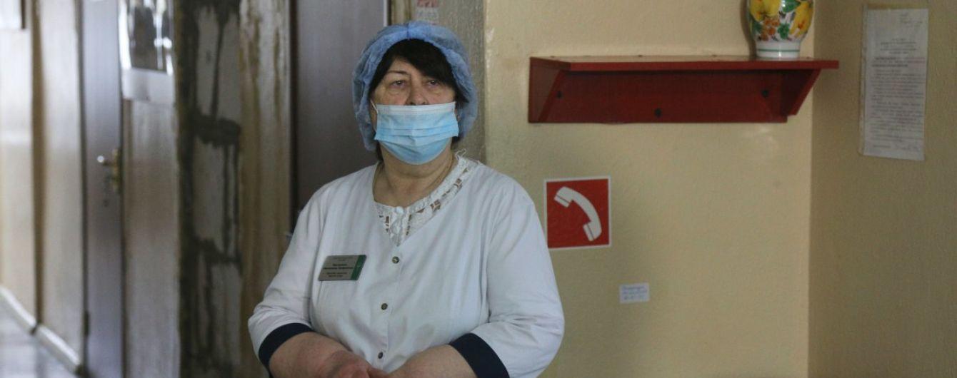 В Україні зафіксували перший випадок інфікування коронавірусом з Китаю