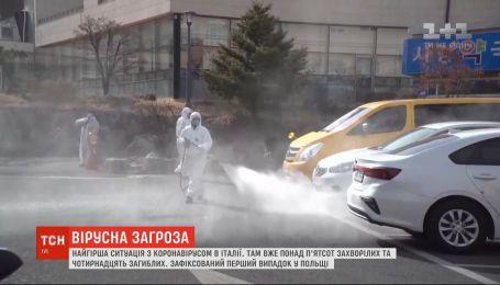 Коронавірус у Європі: в якому стані перебувають українці в зонах зараження
